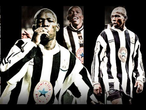 Faustino Asprilla - The Entertainer - Newcastle United - YouTube