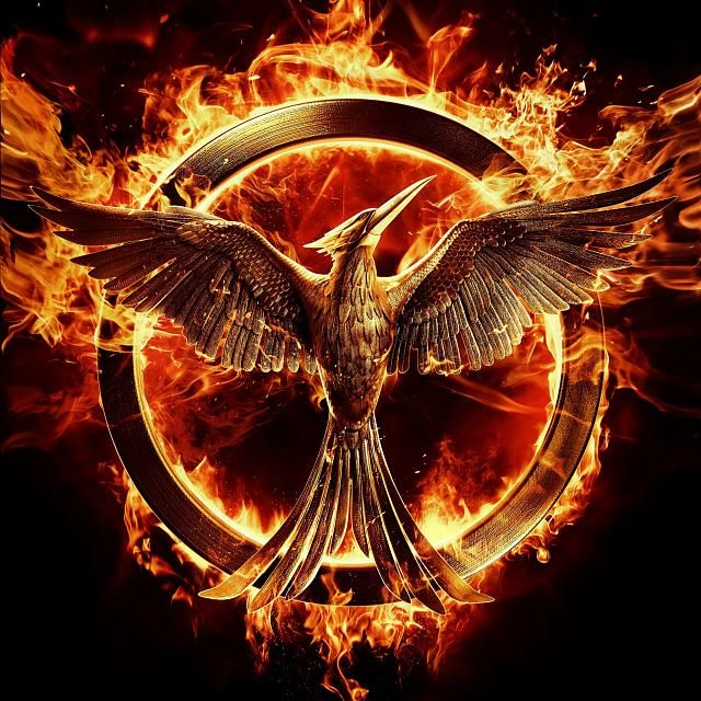 How does The Hunger Games Mockingjay Part  comment on the