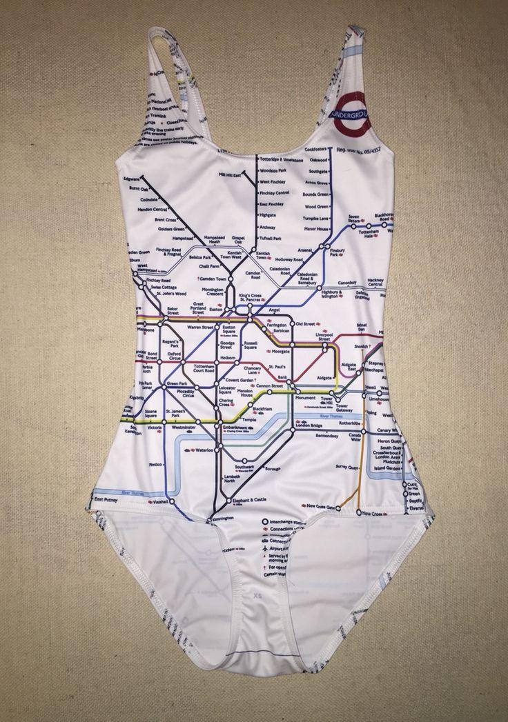 London Underground Swim