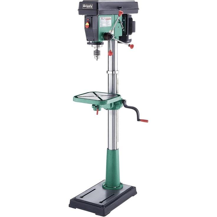 17' Floor Drill Press Drill press, Best portable air
