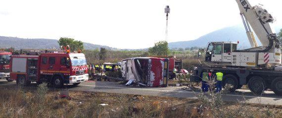 ΕΝΗΜΕΡΩΣΗ 13:10 Τροχαίο δυστύχημα στην Ισπανία: 13 φοιτήτριες Erasmus νεκρές. Σε κρίσιμη κατάσταση Ελληνίδα φοιτήτρια