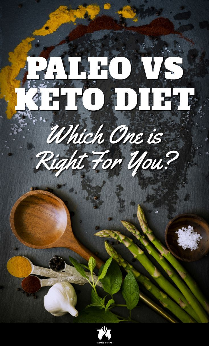 Learn the similarities and key differences of Paleo vs Keto diet and how they measure up against one another and which one is right for you, and why.