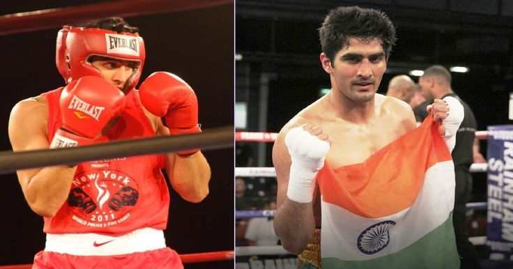 #HappyBirthday Vijender Singh Beniwal – The Great Indian Boxer Who Won India's First Olympic Boxing Medal: #InspirerToday #BornOn29October #Biography #BeAnInspirer