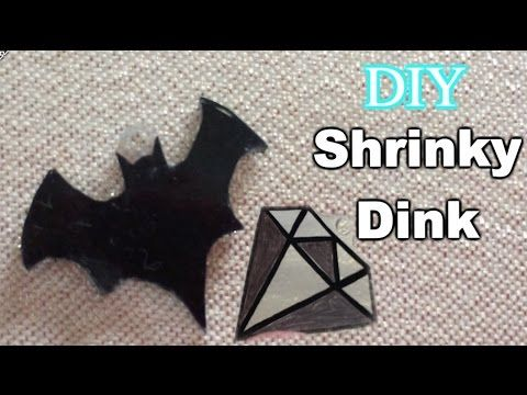 DIY Shinky Dink Keychains From Scratch! - YouTube