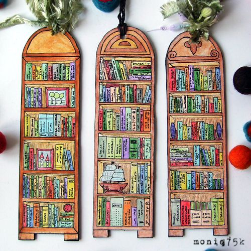 Bookmarks Bookcase 2 | Flickr   Photo Sharing!