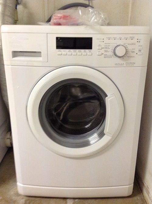 Waschmaschine WA Plus 624 TDi von Bauknecht im Test: http://www.dietestfamilie.de/testbericht-bauknecht-wa-plus-624-tdi/