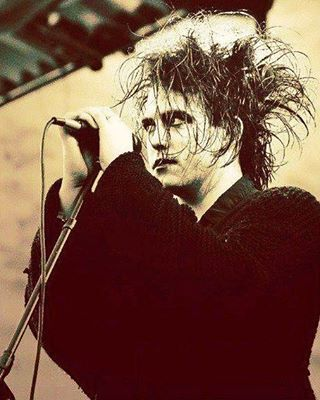 THE CURE FAN PAGE ROBERT SMITH It doesn't matter if we all die.