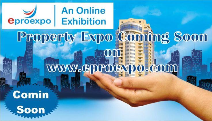 Property Expo Coming Soon on Eproexpo.