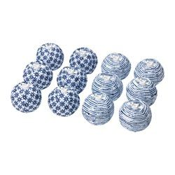 IKEA - SOLVINDEN, Decoration for lighting chain, , You can use these decorations to personalise your light chain to match the season or your style – and change any time you like.