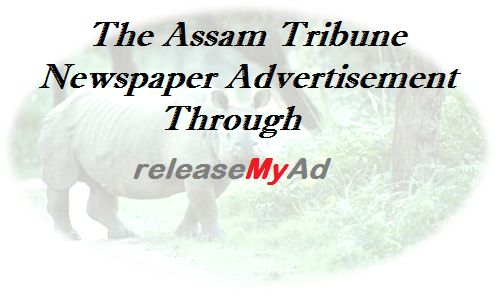 Now book Assam Tribune newspaper advertisement online with releaseMyAd. Visit:- https://issuu.com/releasemyad/docs/assam_tribune_newspaper_advertiseme_1bc9ce993dcbb7