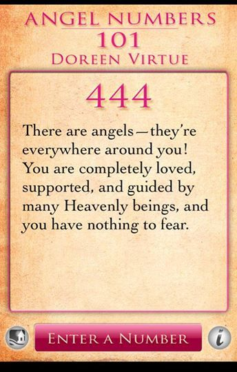 Angel Numbers - Doreen Virtue