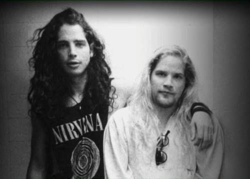 Chris Cornell | Soundgarden & Andrew Woods | Mother Love Bone
