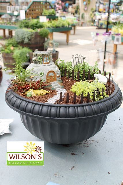 Miniature Garden Ideas how to make a magical fairy garden Find This Pin And More On Gardening In Miniature