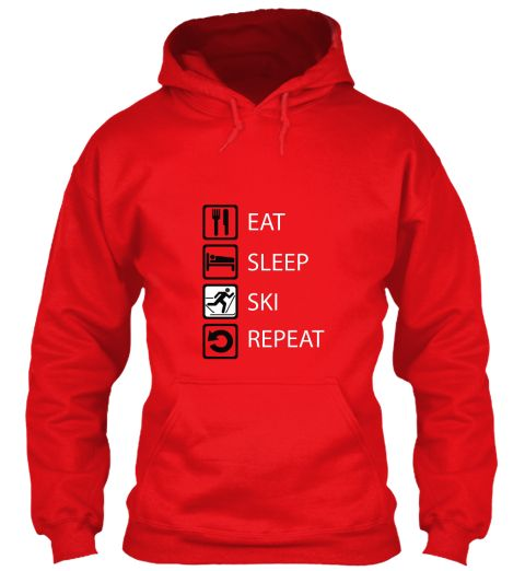 Hoodie SweatshirtT-shirtSize S - 2XL for adults Check out https://teespring.com/stores/eat-sleep-sports-repeat for more eat-sleep-repeat shirts.