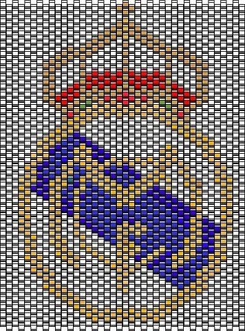 peyote escudo real madrid futbol