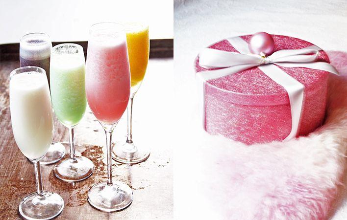 De klassieke sgroppino (of 'scroppino') is gemaakt met sorbet-citroenijs. Maar in roze, babyblauw of mintgroen kan dit ultieme feestdrankje ook! met dank aan Shot of Joy Het leuke aan sgroppino's is dat je ze heel gemakkelijk maakt. Wil je liever geen alcohol gebruiken? Maak er dan een met sinaasappelsorbetijs, gembersiroop en San Pellegrino-water. Ook lekker: citroensorbetijs […]