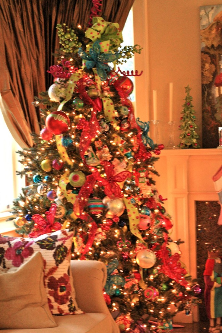 Germanic paganism amazing tabletop christmas trees decorating plan - Lovely Tree From Blue Eyed Bride