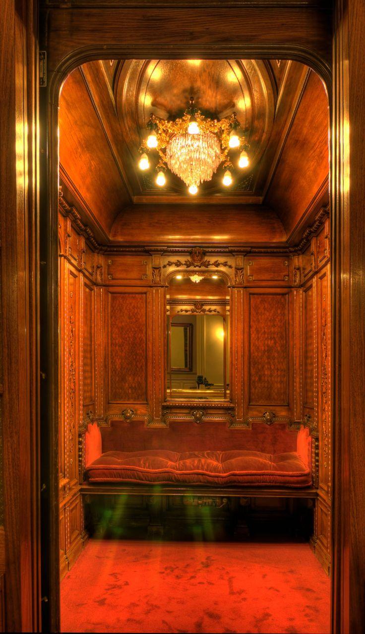 Antique Interior Design