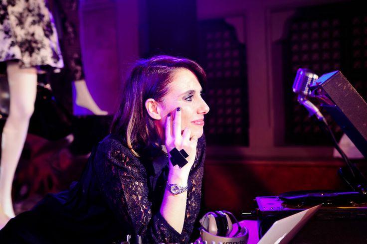 Paola Maugieri -Women in rock - Fracomina