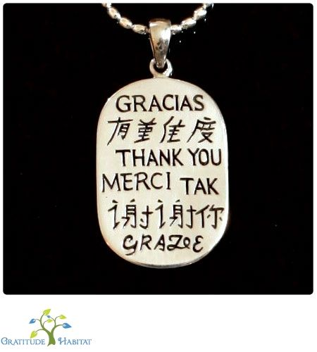how to say thank you in spanish language