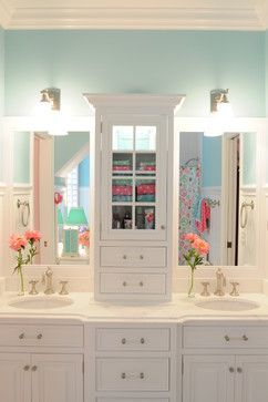 Girlu0027s Bathrooms   Traditional   Bathroom   New York   TR Building U0026  Remodeling ...