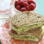 Cucumber and Avocado Sandwich | Good Life Eats