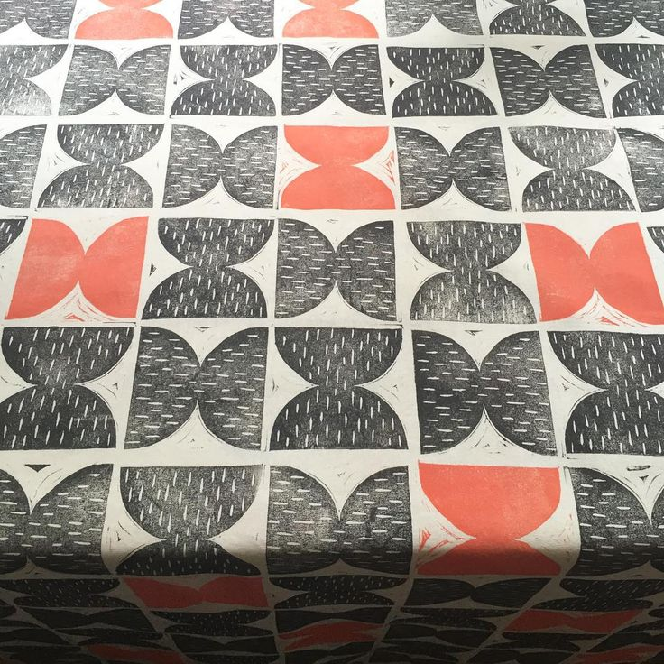 222 Best Images About Block Printing On Pinterest Sewing