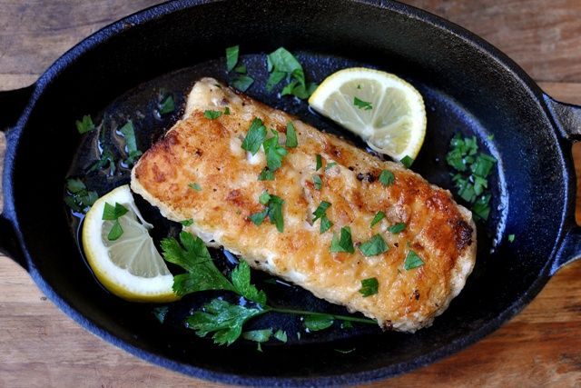 FoodSwoon » Poisson Meunière (AKA the dish that changed Julia Child's life)