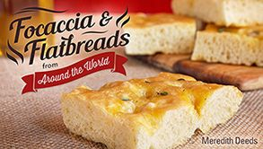 Focaccia & Flatbreads From Around the World