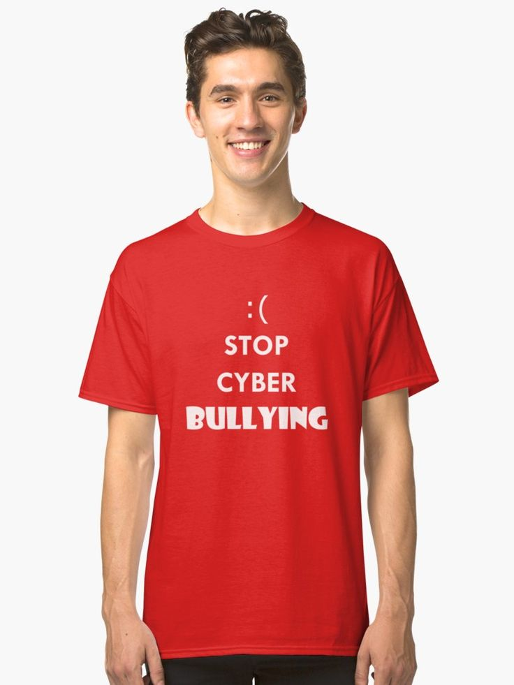 • Also buy this artwork on apparel, home decor, stationery, and more. #stop #cyber #bullying #bully #educational #teaching #learning #help #inform #school #teach