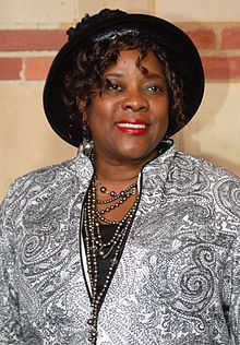 Loretta Devine - Born in Houston, Texas. Actress best known for playing Dr. Richard Webber's wife Adele on Grey's Anatomy. For her potrayal of Adele who has been suffering from Alzheimer's Disease, she won an Emmy Award in 2011. In 1995, she landed a high-profile role as Gloria Matthews in Waiting to Exhale, earning her an NAACP Image Award for Best Supporting Actress, as did her next movie, The Preacher's Wife.