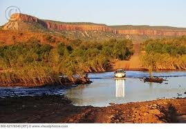 Pentecost River Crossing, Gibb River Road, Western Australia