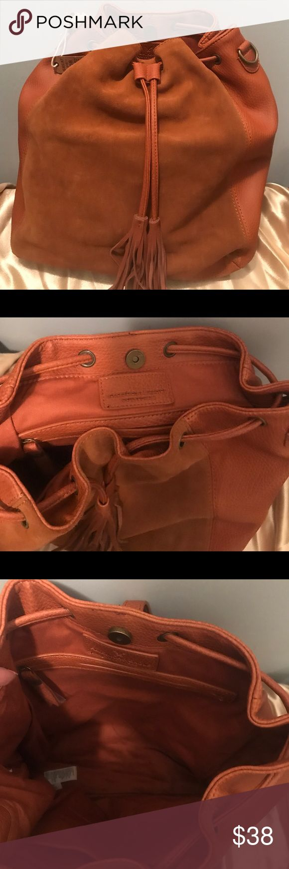 American Eagle Outfitters Brand New Purse American Eagle Outfitters Brand New Purse Leather  Back sack Purse American Eagle Outfitters Bags Backpacks