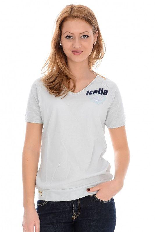 Tricouri PUMA pentru femei cu pana la 50% Reducere de pret