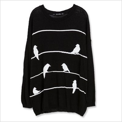 Shop 13 Adorable Animal Sweaters - Zara