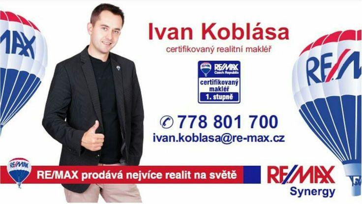 Top realitní makléř Ivan Koblasa www.ivankoblasa.cz