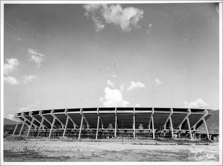 Construcción estadio Atanasio Girardot