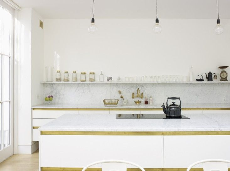 13 Favorite Minimalist British Kitchens by Alexa Hotz