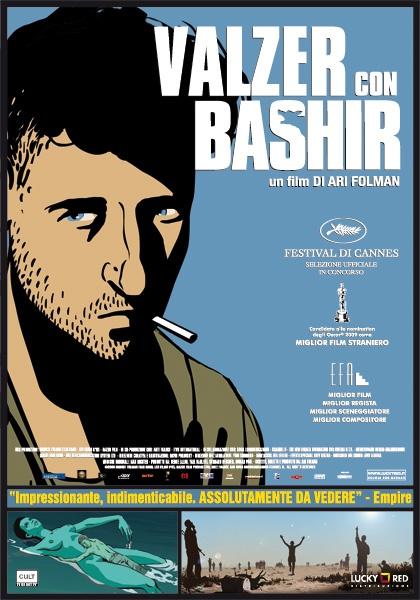 """Valzer con Bashir"" di Ari Folman"