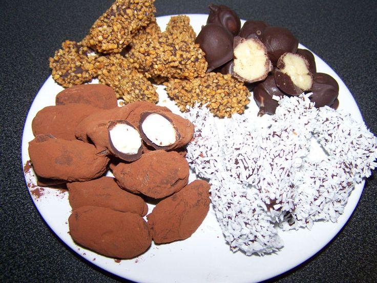 howto chocolade slagroomtruffels Esoj