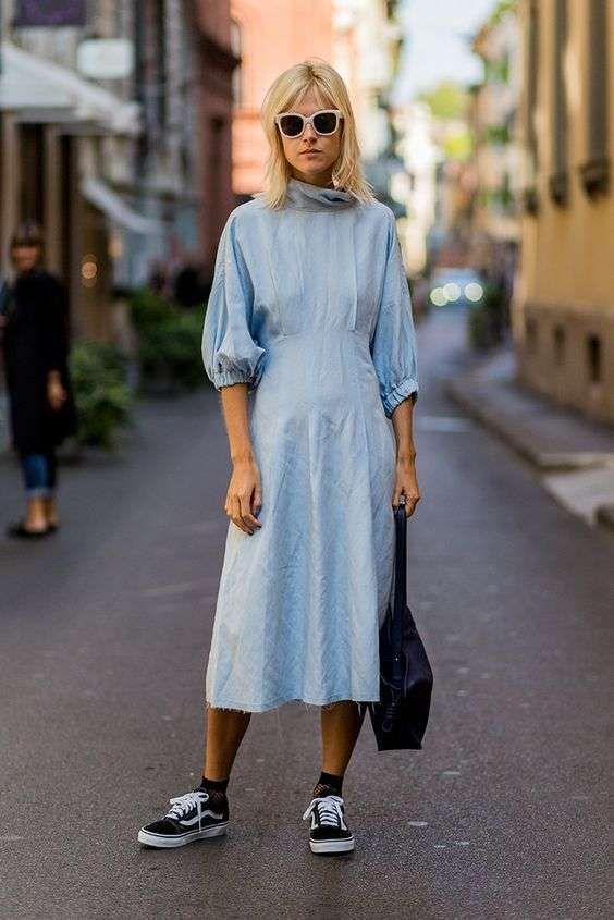 vestito vans