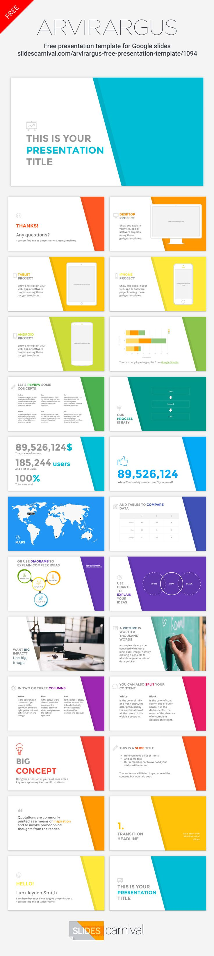 most professional powerpoint template - 60 best images about free presentation templates on