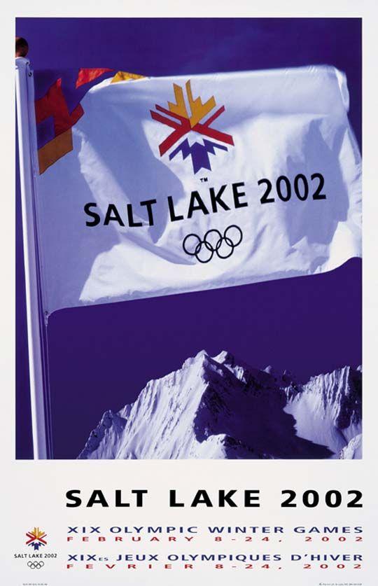 2002-Salt Lake-City-Winter-Olympics-Poster