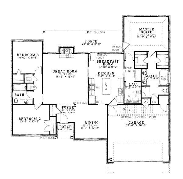 Award Winning House Plans Ranch: 49 Best Floor Plans Images On Pinterest