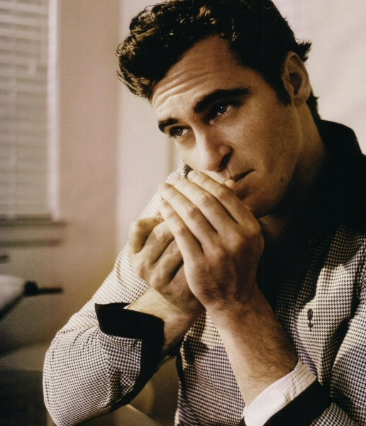 Joaquin Phoenix as Jonny Cash? Yes, please. - Imgur