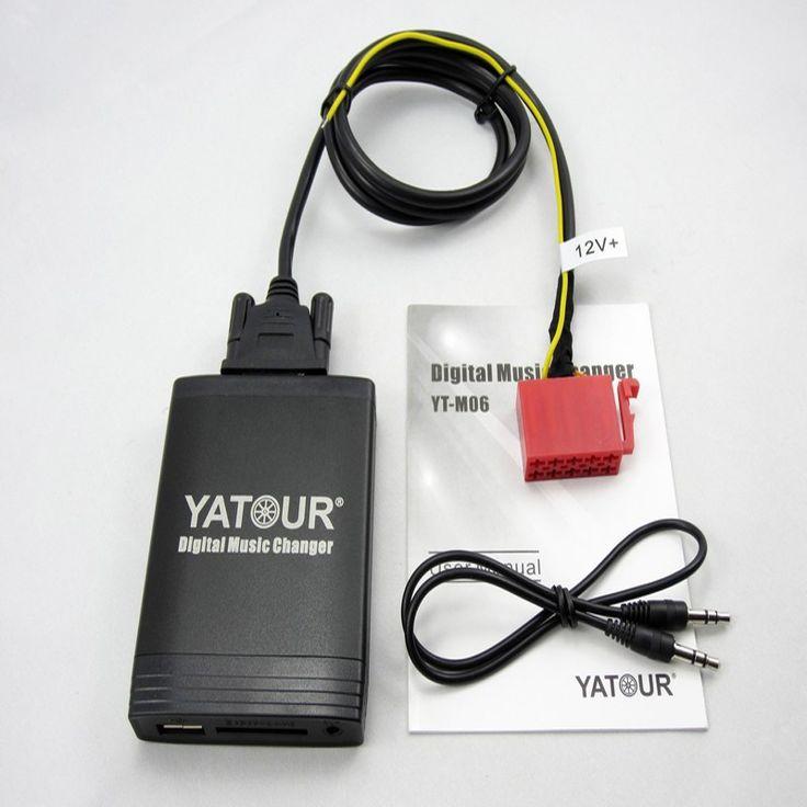 On sale US $56.40  NEW!!Yatour car audio Digital CD changer USB SD AUX Bluetooth for VW Gamma 4 Head Unit 10-Pin MP3 Player  Golf MK3 Jetta Passat   #NEWYatour #audio #Digital #changer #Bluetooth #Gamma #Head #Unit #Player #Golf #Jetta #Passat  #OnlineShop