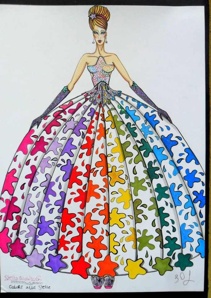 Stellita PinK StaR fashion design test