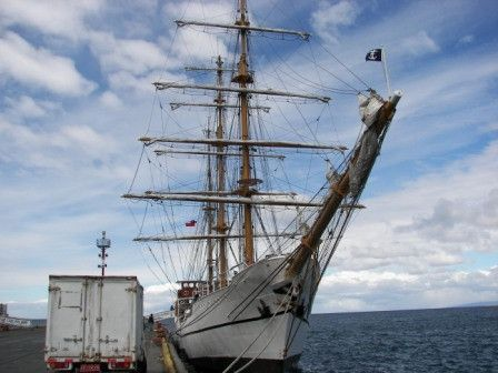 Puerto de Punta Arenas   #chile #puntarenas