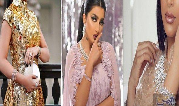بثينة الرئيس تختار مجوهرات مميزة للظهور بإطلالة أنيقة Kimono Top Women Fashion