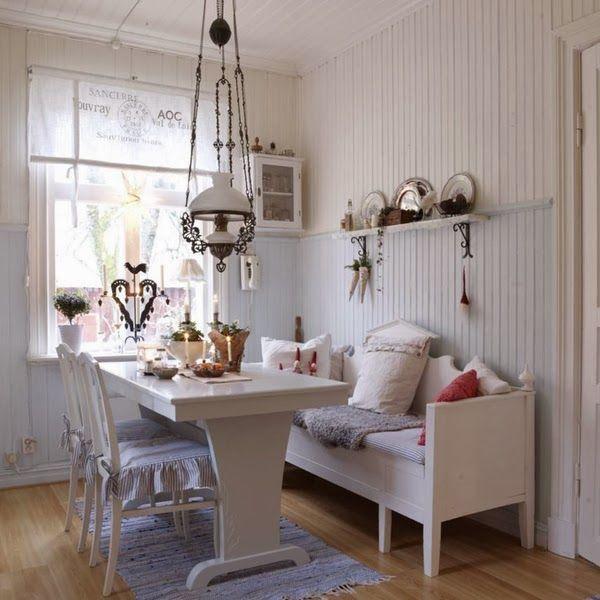 Home Shabby HomeNatale Scandinavo
